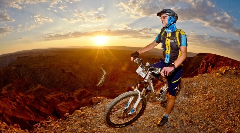 Desert Knights Mountain Bike Tour