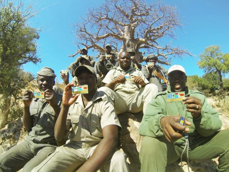 Mapungubwe Ranger Badge