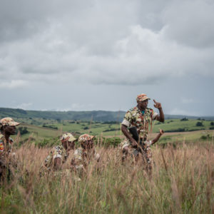 Supporting anti-poaching in Nyika National Park