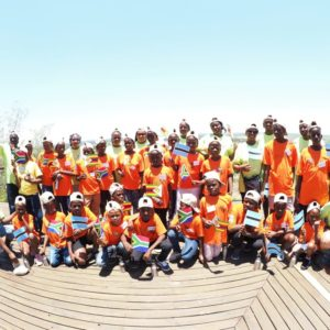 Greater Mapungubwe Tri-Nations Camp