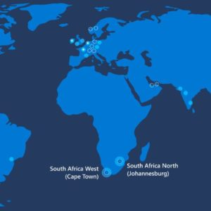 Microsoft opens first data centers in Africa with general availability of Microsoft Azure