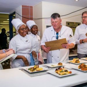 Fabulous display of talent in Master Chef-style cook-off