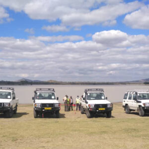 New wheels invaluable for wildlife protection in Malawi